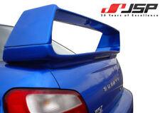 Subaru Impreza WRX STI Rear Wing Spoiler Primed 2002-2007 OE Style JSP 333010