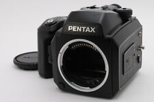 [N.MINT] Pentax 645N Medium Format SLR Film Camera Body Only from Japan #00117