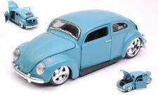 Volkswagen VW Beetle Custom Light Blue 1:24 Model MAISTO