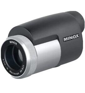 Minox MS 8x25 Macroscope Neuware vom Fachhändler Makroscope schwarz