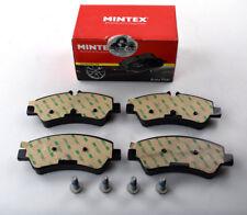 Nuevo juego de pastillas de freno trasero Mintex MDB3370 (imágenes reales de las partes)