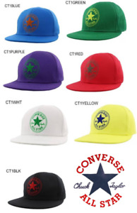 Converse All Star Chuck Taylor Baseball Hat Cap One Size New NWT