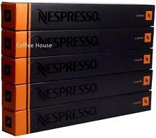 50 Nuovo Originale Nespresso Equivalenti Gusto Capsule Caffè Capsule UK
