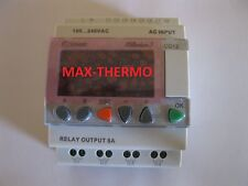 Crouzet Millenium 3 CD12 Logic Controller, 88974043, 100-240 VOLT CD12