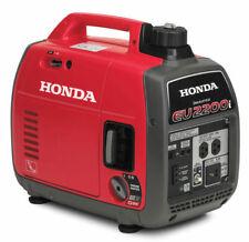 BLUETOOTH Eu2200i 2200W Gas Powered Inverter Quiet Generator **Open Box**