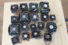Сoolers for various sockets: socket7, socket370, socket462/A, socket478 and othe