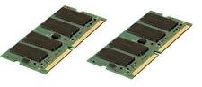 2x 512MB 1GB PC133 SDRAM RAM Speicher f. IBM ThinkPad R30 R31 T23 X22 X30 133Mhz