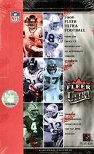 2006 Fleer Ultra (Upper Deck) NFL Football Hobby Box