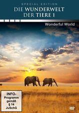 Die wunderwelt der Tiere 1 - Special Edition - DVD