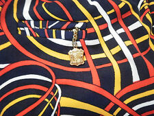 Red Seal bañador shorts 70er True vintage 70s swimming Trunks size 7 nos caballeros