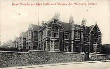 St Michael's, Bristol. Royal Hospital for Sick Children & Women.