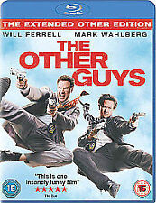 The Other Guys (Blu-ray, 2011) NEW UK PAL