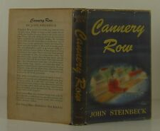 JOHN STEINBECK Cannery Row FIRST EDITION