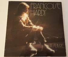 Francoise Hardy, A Suivre,Vinyl LP Record Album