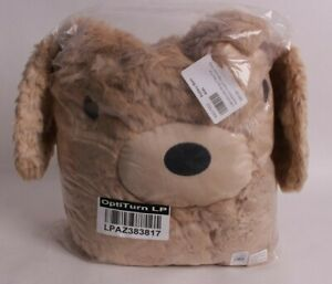 Pottery Barn Kids Labradoodle dog puppy faux fur anywhere chair slip cover *reg