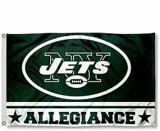 New York Jets Flag 3x5FT Large