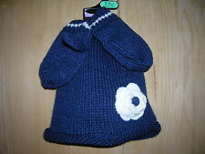 Hat+Mittens for Girl 2-4 years F&F
