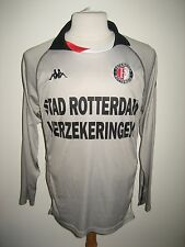 Feyenoord Rotterdam goalkeeper rare football shirt soccer jersey voetbal size L