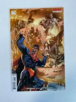 Superman 16 Masters DCeased Variant DC 2019 Bendis