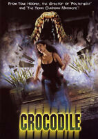 Crocodile (2000 Mark McLachlan) DVD NEW