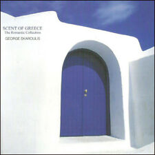 George Skaroulis - Scent Of Greece:The Romantic Collection Digipack Audio CD New