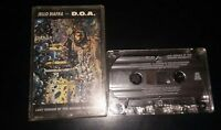 Jello Biafra With D.O.A.-Last Scream Of The Missing Neighbors Cassette