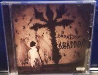 Boondox - Abaddon CD rare insane clown posse twiztid blaze ya dead homie abk icp