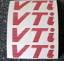 Honda VTi Sticker/Decal 75mm x 25mm