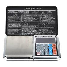 1kg/0.1g 1000g Portable LCD Mini Digital Pocket Scale Calculator Weight Balance