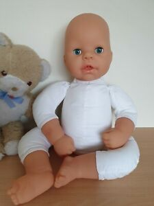 Baby Doll To Dress ~ Zapf Chou Chou Doll 2002 with battery box removed