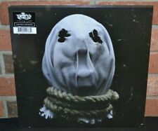 THE FACELESS - In Becoming A Ghost, LTD CLOUDY CLEAR W/ WHITE SPLATTER VINYL NEW