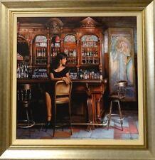 """Harry Mccormick """"Cedar Bar"""" Limited Edition Giclee Lot 287"""