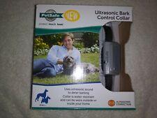 New listing Pet Safe Ultrasonic Bark Control Collar