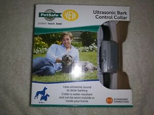 Pet Safe Ultrasonic Bark Control Collar