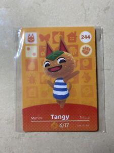 TANGY Animal Crossing NFC Amiibo Card #244