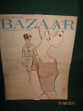 VTG LANE BRYANT Bazaar SPRING Quarter 1963 Catalog (10 Pages)