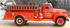 BRAND NEW IH MCCORMICK FARMALL 1957 FIRE ENGINE TRUCK - FIRST GEAR