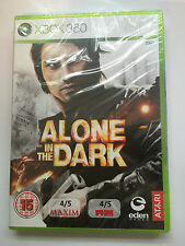 Alone in the dark pour Xbox 360 (new & sealed)