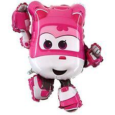 85cm Dizzy The Pink Super Wings Foil Balloon (CS13)