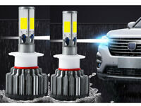 H7 LED Ampoule CREE Voiture Feux Phare Lampe Headlight Kit HID Xénon Blanc 6000K