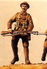TAURO MODEL KIT 1:35 FIGURINO METALLO  BRITISH INFANTRY PRIVATE 1915/16  35021