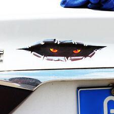 3D PEEKING Funny Universal Car Van Bumper Window JDM VW EURO Vinyl Sticker Decal