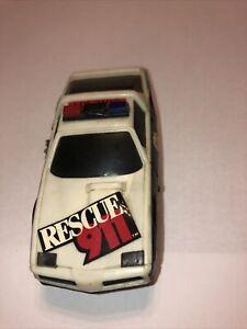"""Marchon """"Rescue 911!"""" Police Slotcar"""