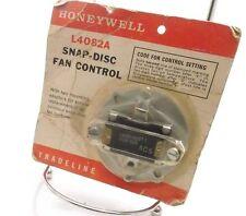 HONEYWELL L4082A SNAP-DISC FAN CONTROL - Prepaid Shipping