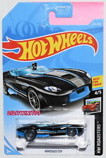 Hot Wheels 2019 Hw Roadsters Rrroadster W+