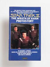 Star Trek II: The Wrath of Khan Photostory