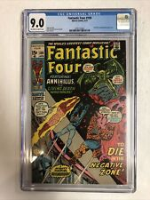 Fantastic Four (1971) # 109 (CGC 9.0 OWWP) | Stan Lee Story