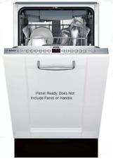 Bosch Spv68U53Uc 800 Series 18 Inch Fully Integrated Panel Ready Dishwasher