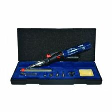 Ferm Butane Gas Soldering Iron Kit In Case Self Ignite