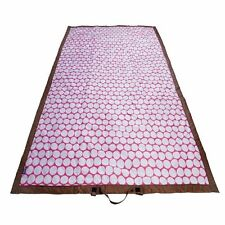 Wildkin Pink and White Big Dot Picnic Blanket Park Beach Water Resistant